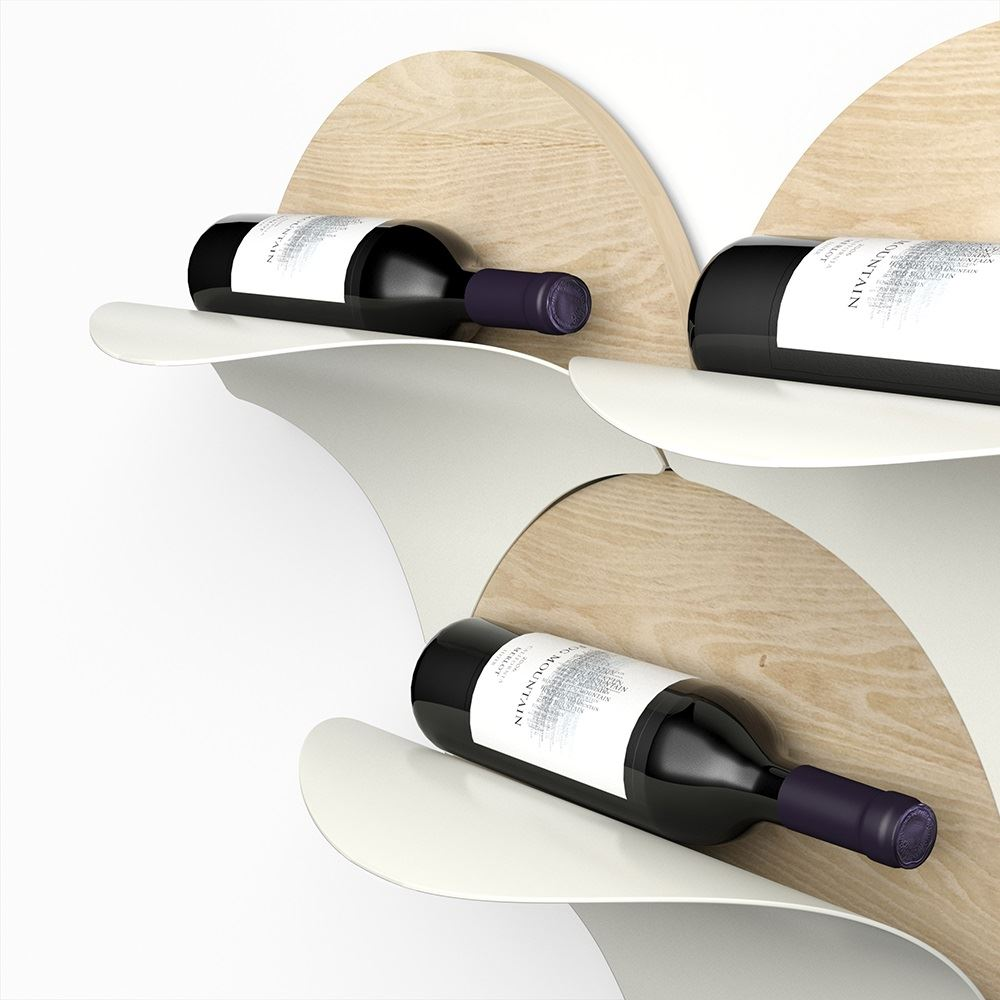 Portabottiglie-da-parete-wall-mounted-wine-rack-PETAL-02